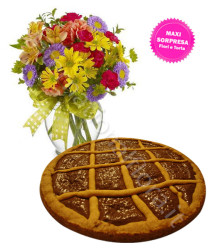 crostata-nutella-bouquet-fiori-misti-colorati4.jpg